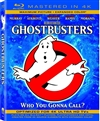 Ghostbusters Mastered in 4K Blu-ray (Rental)