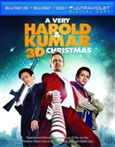 A Very Harold & Kumar Christmas 3D Blu-ray (Rental)