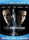 Prestige Blu-ray (Rental)