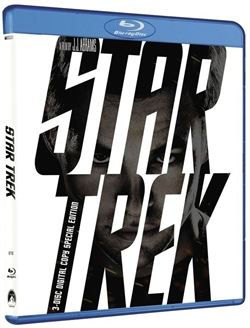 Star Trek 2009 Blu-ray (Rental)