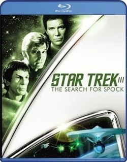 Star Trek III: The Search for Spock Blu-ray (Rental)
