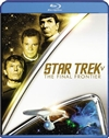 Star Trek V: The Final Frontier Blu-ray (Rental)