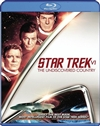 Star Trek VI: The Undiscovered Country Blu-ray (Rental)