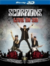 Scorpions - Live in 3D Blu-ray (Rental)