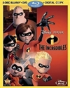 Incredibles Blu-ray (Rental)