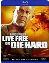 Live Free or Die Hard Blu-ray (Rental)