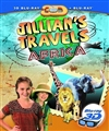 Jillian's Travels Africa 3D Blu-ray (Rental)