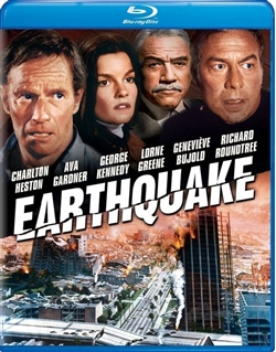 Earthquake Blu-ray (Rental)