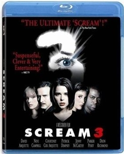 Scream 3 Blu-ray (Rental)