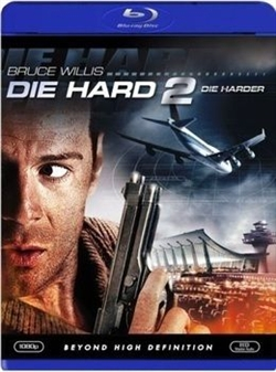 Die Hard 2: Die Harder Blu-ray (Rental)