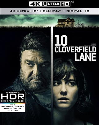 10 Cloverfield Lane 4K UHD Blu-ray (Rental)