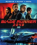 Blade Runner 2049 3D Blu-ray (Rental)
