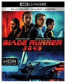Blade Runner 2049 4K UHD Blu-ray (Rental)