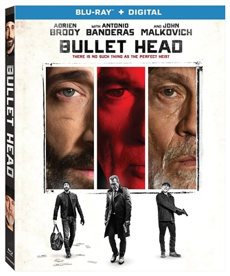 Bullet Head 12/17 Blu-ray (Rental)