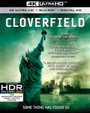 Cloverfield 4K UHD Blu-ray (Rental)