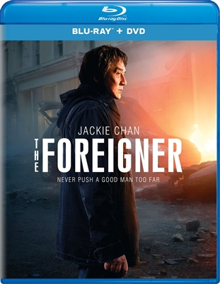 Foreigner 12/17 Blu-ray (Rental)