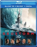 Geostorm 3D Blu-ray (Rental)