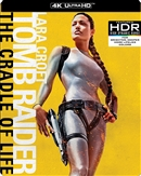 Lara Croft Tomb Raider: The Cradle of Life 4K UHD Blu-ray (Rental)