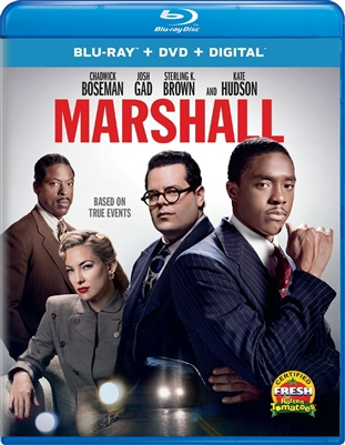 Marshall 12/17 Blu-ray (Rental)