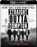 Straight Outta Compton 4K UHD Blu-ray (Rental)