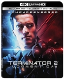 Terminator 2: Judgement Day 4K UHD Blu-ray (Rental)