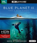 Blue Planet II Disc 2 4K UHD Blu-ray (Rental)