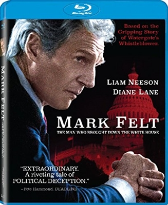 Mark Felt - Man Who Brought down White House Blu-ray (Rental)