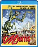 (Releases 2019/03/05) Deadly Mantis 12/18 Blu-ray (Rental)