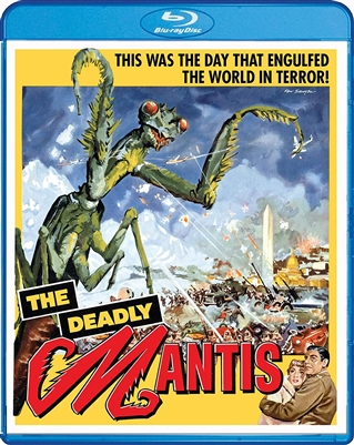 Deadly Mantis 12/18 Blu-ray (Rental)