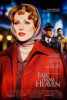Far From Heaven Special Ed 12/18 Blu-ray (Rental)