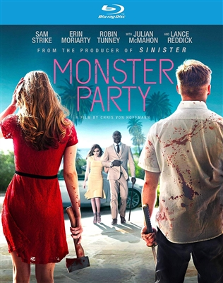 Monster Party 12/18 Blu-ray (Rental)