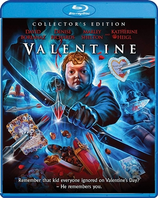 Valentine 12/18 Blu-ray (Rental)