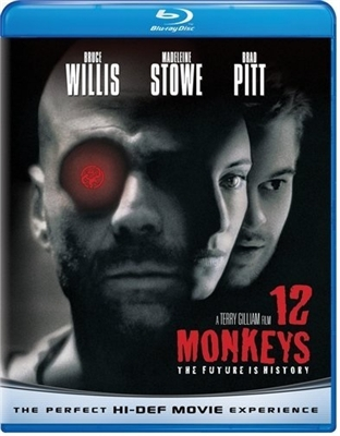12 Monkeys Blu-ray (Rental)