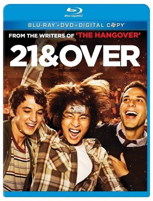 21 & Over Blu-ray (Rental)
