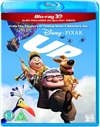 Up 3D Blu-ray (Rental)