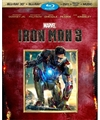 Iron Man 3 3D Blu-ray (Rental)