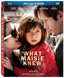 What Maisie Knew Blu-ray (Rental)