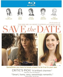 Save the Date Blu-ray (Rental)