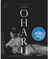 Life of Oharu Blu-ray (Rental)