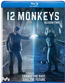 12 Monkeys: Season Two Disc 3 Blu-ray (Rental)