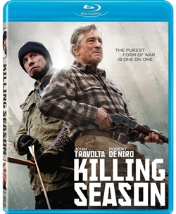 Killing Season Blu-ray (Rental)