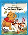 Many Adventures of Winnie the Pooh Blu-ray (Rental)