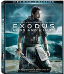 Special Features - Exodus Gods and Kings Blu-ray (Rental)