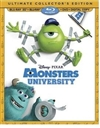 Monsters University 3D Blu-ray (Rental)