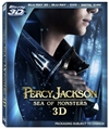 Percy Jackson: Sea of Monsters 3D Blu-ray (Rental)