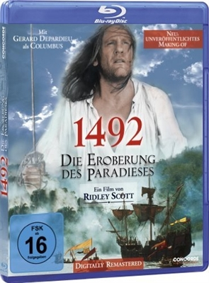 1492: Conquest of Paradise 09/14 Blu-ray (Rental)