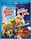 Muppet Treasure Island & The Great Muppet Caper Blu-ray (Rental)