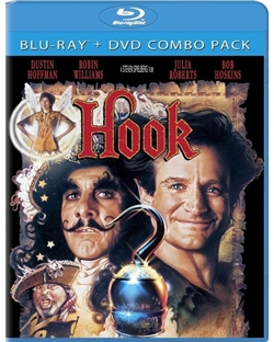Hook Blu-ray (Rental)
