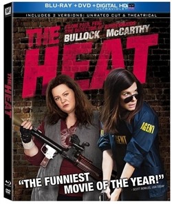 Heat 2013 Blu-ray (Rental)