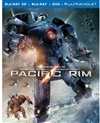Special Features - Pacific Rim Blu-ray (Rental)